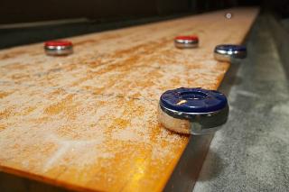 SOLO® Shuffleboard Movers Mooresville, North Carolina.